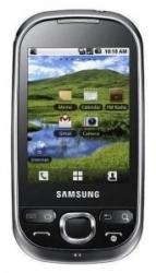 Usuñ simlocka kodem z telefonu Samsung Galaxy 550