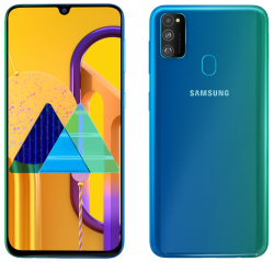Usuñ simlocka kodem z telefonu Samsung Galaxy M30s