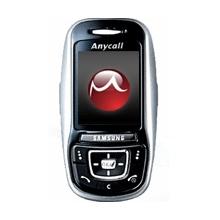 Usuñ simlocka kodem z telefonu Samsung E358