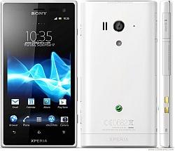 Usuñ simlocka kodem z telefonu Sony-Ericsson Xperia acro S