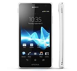 Usuñ simlocka kodem z telefonu Sony-Ericsson Xperia GX