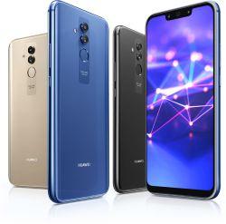 Usuñ simlocka kodem z telefonu Huawei Mate 20