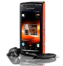 Usuñ simlocka kodem z telefonu Sony-Ericsson E16i