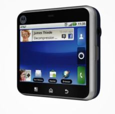 Usuñ simlocka kodem z telefonu Motorola MB511