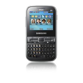 Usuñ simlocka kodem z telefonu Samsung Ch@t 322 Wi Fi