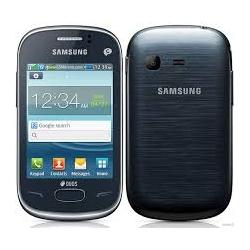 Usuñ simlocka kodem z telefonu Samsung Rex 70 S3802