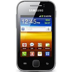 Usuñ simlocka kodem z telefonu Samsung Galaxy Young