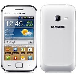 Usuñ simlocka kodem z telefonu Samsung Galaxy Young Duos