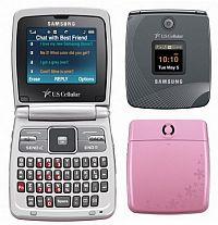 Usuñ simlocka kodem z telefonu Samsung SCH U440