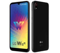 Usuñ simlocka kodem z telefonu LG W10 Alpha