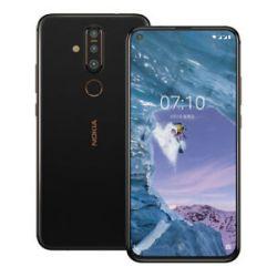 Usuñ simlocka kodem z telefonu Nokia X71