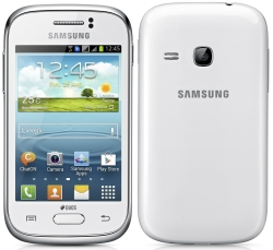 Usuñ simlocka kodem z telefonu Samsung Galaxy Young 2