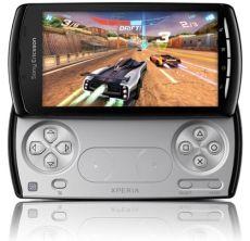 Usuñ simlocka kodem z telefonu Sony-Ericsson Xperia Play
