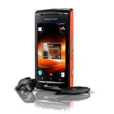 Usuñ simlocka kodem z telefonu Sony-Ericsson W8i