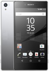 Usuñ simlocka kodem z telefonu Sony Xperia Z5 Premium Dual