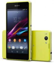 Usuñ simlocka kodem z telefonu Sony Xperia Z5 Compact