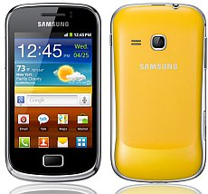 Usuñ simlocka kodem z telefonu Samsung Galaxy mini 2 S6500