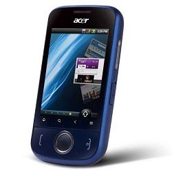 Usuñ simlocka kodem z telefonu Acer beTouch E110