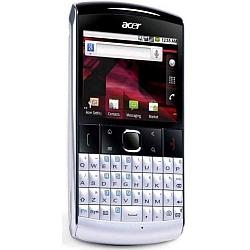 Usuñ simlocka kodem z telefonu Acer beTouch E210
