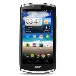 Usuñ simlocka kodem z telefonu Acer CloudMobile S500