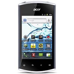 Usuñ simlocka kodem z telefonu Acer Liquid mini E310