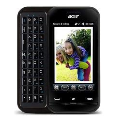Usuñ simlocka kodem z telefonu Acer neoTouch P300