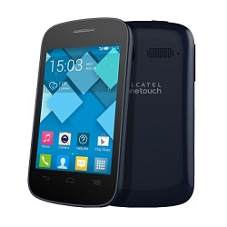 Usuñ simlocka kodem z telefonu Alcatel One Touch Pop C1