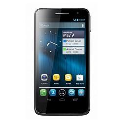 Usuñ simlocka kodem z telefonu Alcatel OT-Scibe HD