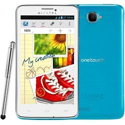 Usuñ simlocka kodem z telefonu Alcatel OT-Scribe Easy