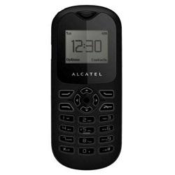 Usuñ simlocka kodem z telefonu Alcatel OT 105