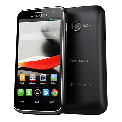 Usuñ simlocka kodem z telefonu Alcatel One Touch Evolve