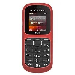 Usuñ simlocka kodem z telefonu Alcatel OT 217
