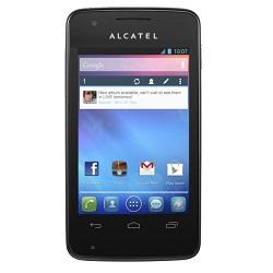 Usuñ simlocka kodem z telefonu Alcatel OT-4110E