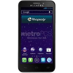 Usuñ simlocka kodem z telefonu Alcatel One Touch Fierce