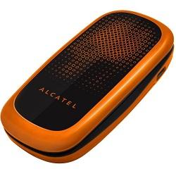 Usuñ simlocka kodem z telefonu Alcatel OT 223