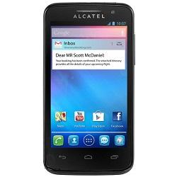 Usuñ simlocka kodem z telefonu Alcatel Touch M Pop