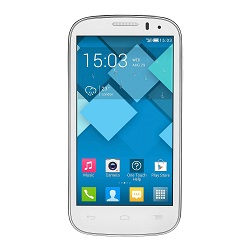 Usuñ simlocka kodem z telefonu Alcatel One Touch Pop C5