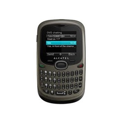 Usuñ simlocka kodem z telefonu Alcatel OT 250