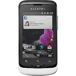 Usuñ simlocka kodem z telefonu Alcatel OT 918 MIX