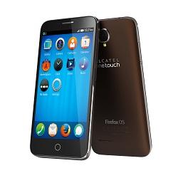 Usuñ simlocka kodem z telefonu Alcatel One Touch Fire S