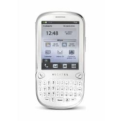 Usuñ simlocka kodem z telefonu Alcatel OT 807D
