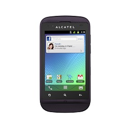 Usuñ simlocka kodem z telefonu Alcatel OT 918D