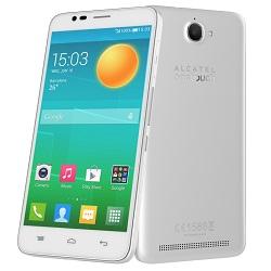 Usuñ simlocka kodem z telefonu Alcatel One Touch Flash