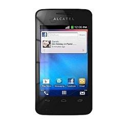Usuñ simlocka kodem z telefonu Alcatel 0T-4010