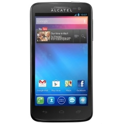 Usuñ simlocka kodem z telefonu Alcatel 0T-5037
