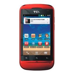 Usuñ simlocka kodem z telefonu Alcatel OT-A919