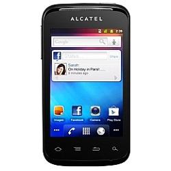 Usuñ simlocka kodem z telefonu Alcatel OT 983