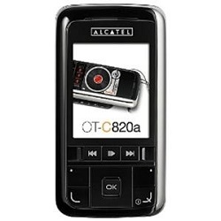 Usuñ simlocka kodem z telefonu Alcatel OT C820