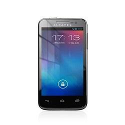Usuñ simlocka kodem z telefonu Alcatel OT-5020