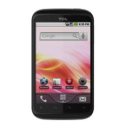 Usuñ simlocka kodem z telefonu Alcatel OT-A986